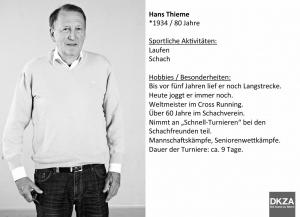 Sportskanonen Casting © Hans Keller